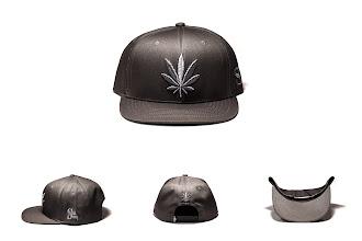 NÓN SNAPBACK SOUL SWAG Cannabis VNXK CHÍNH HÃNG CA004