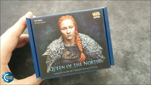 Queen Of The North (Nuts Planet NP-B026)