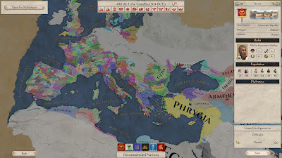 Imperator Rome Game Screenshot 2