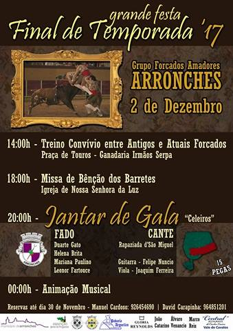 Festa Forcados Arronches