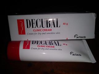 Decubal Clinic Cream, Untuk Perawatan Sehari-hari Kulit Kering