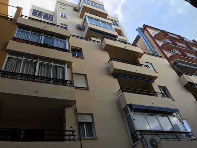 Rehabilitacion de fachada en Fuengirola