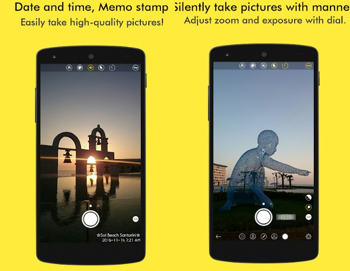 SnapTime : SilentㆍSquareㆍStamp Camera - 2.51 - APK