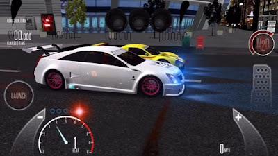 Racing Rivals Mod Apk + Data +  Unlimited Nitro