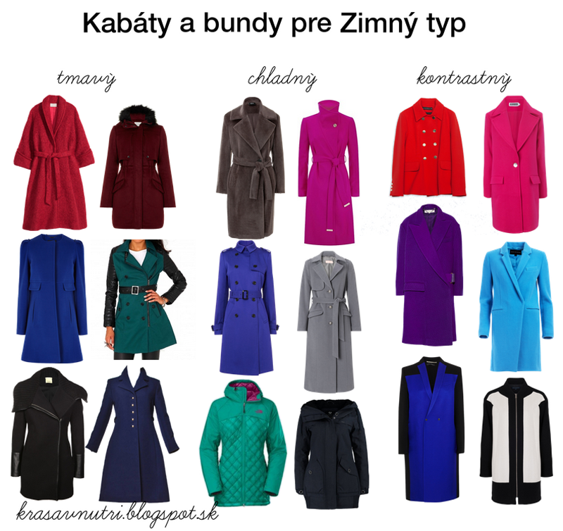 f6dd82fef0 Máte už svojho zimného favorita  Aké farby kabátov búnd preferujte