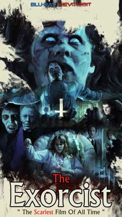 The Exorcist (1973) EXTENDED Cut Dual Audio 720p BluRay [Hindi – English] ESubs