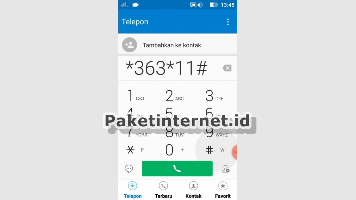 Paket Internet Telkomsel termurah