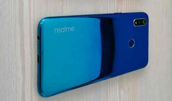 Tips HP Realme 3