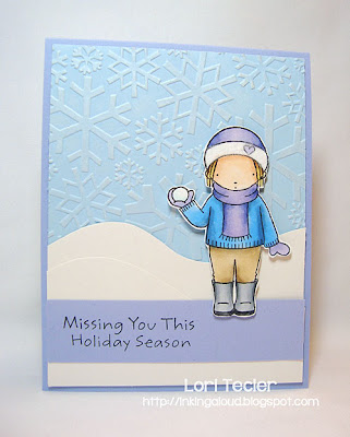 Missing You This Holiday Season-designed by Lori Tecler-Inking Aloud-stamps from My Favorite Things