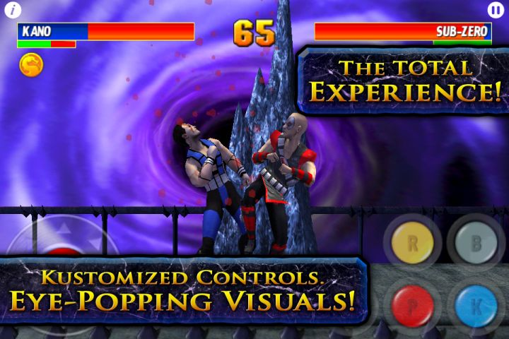 Android All Application: Ultimate Mortal Kombat 3 Fighting