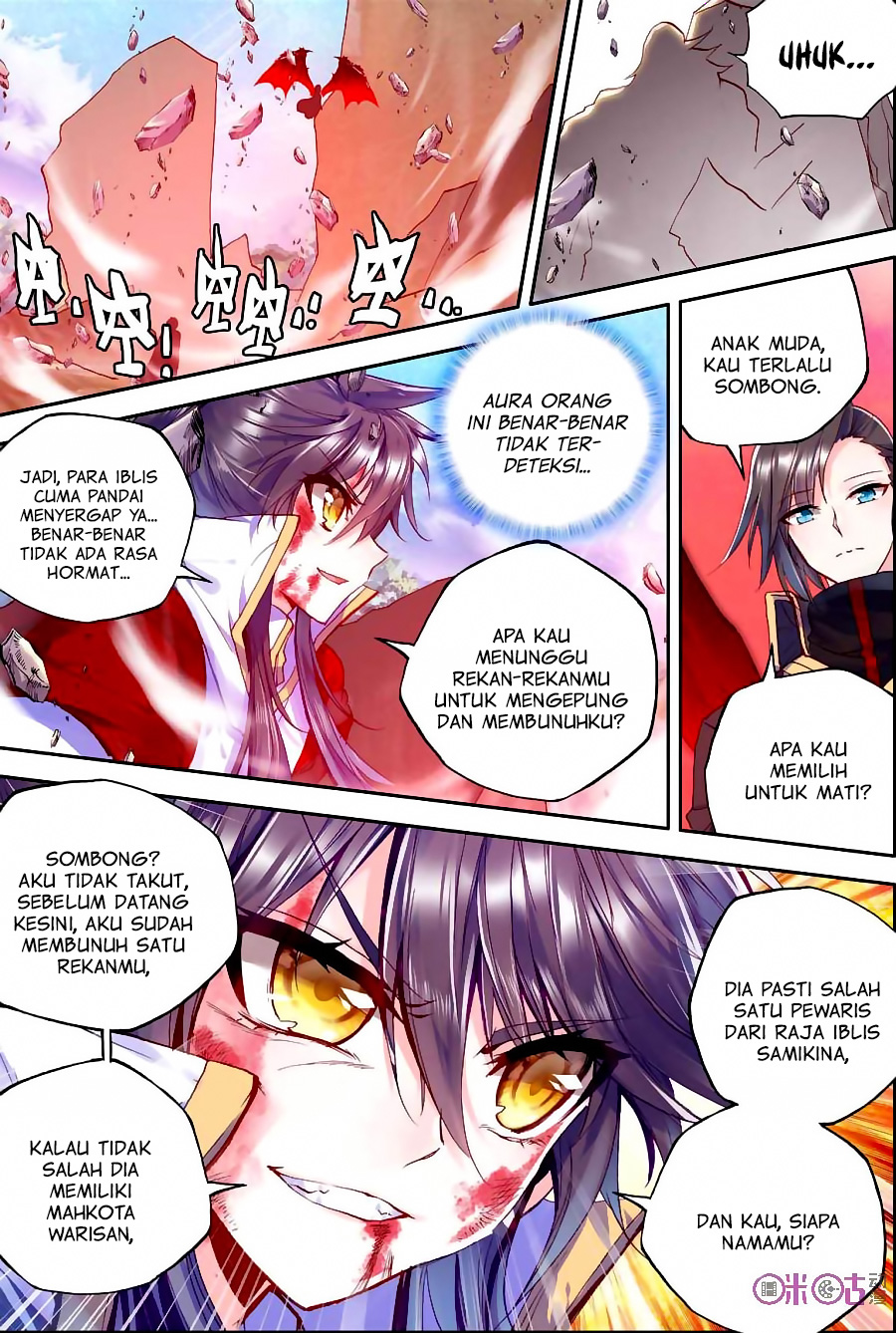 Baca Komik Shen Yin Wang Zuo Chapter 122 Komik Station