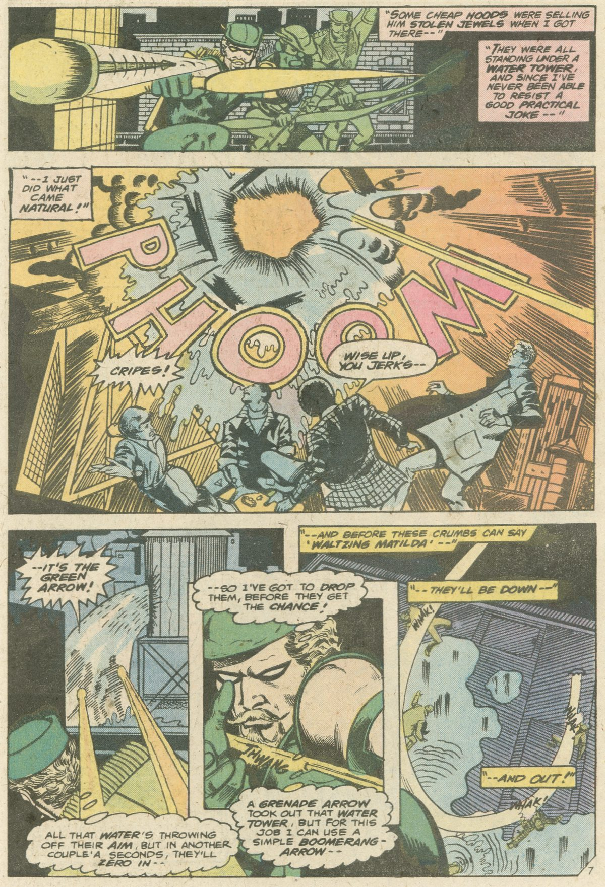 Read online World's Finest Comics comic -  Issue #252 - 36