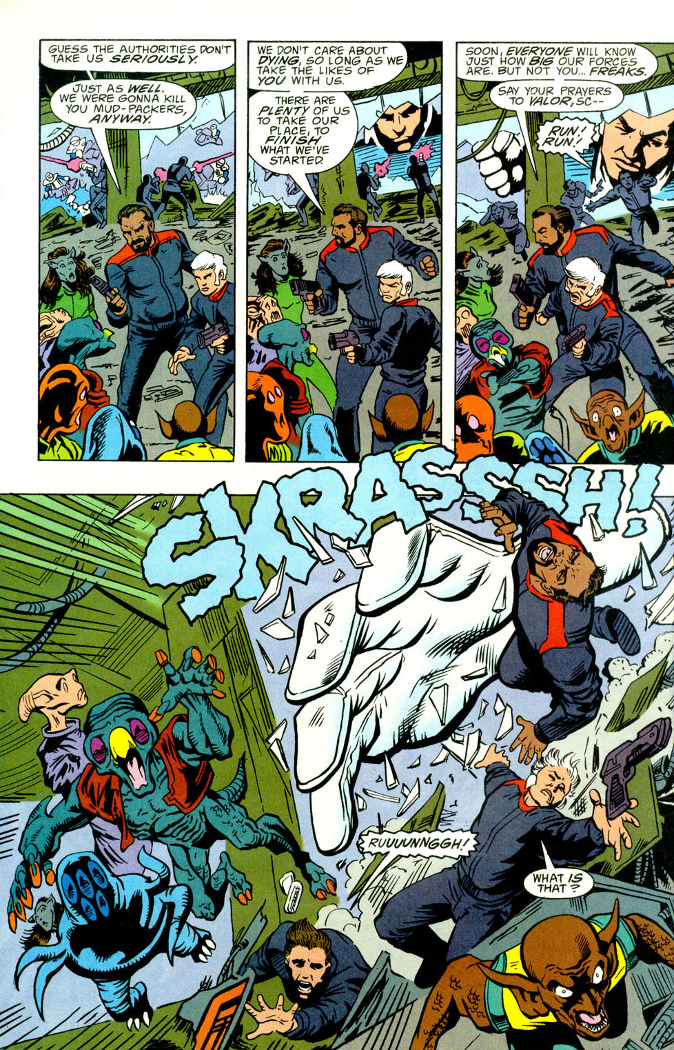 Legion of Super-Heroes (1989) _Annual_5 Page 46