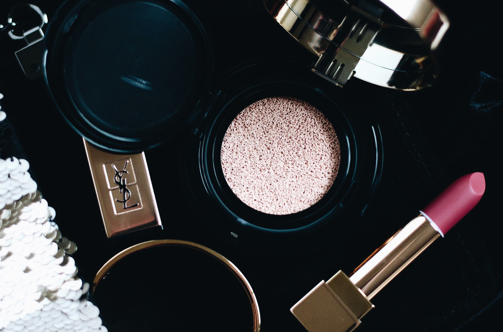 ysl le cushion encre de peau avis test swatch