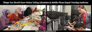 mobile phone repair training institutes