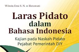 LARAS PIDATO DALAM BAHASA INDONESIA