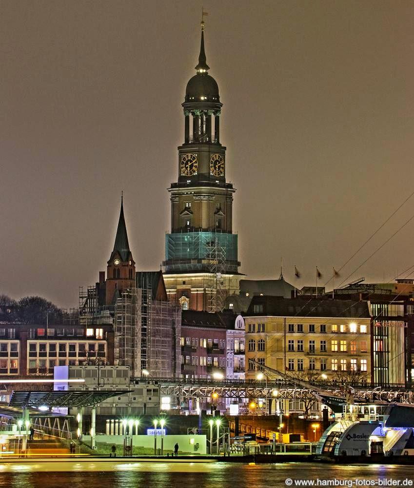 Hamburg Michel Nacht