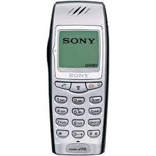 Spesifikasi Handphone SONY CMD J70