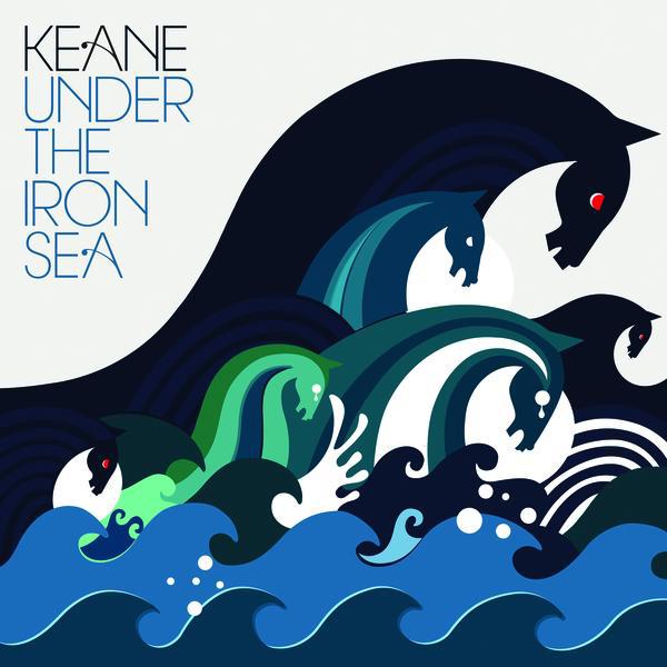 Keane - Under the Iron Sea [Latin America Tour Edition] CD/DVD