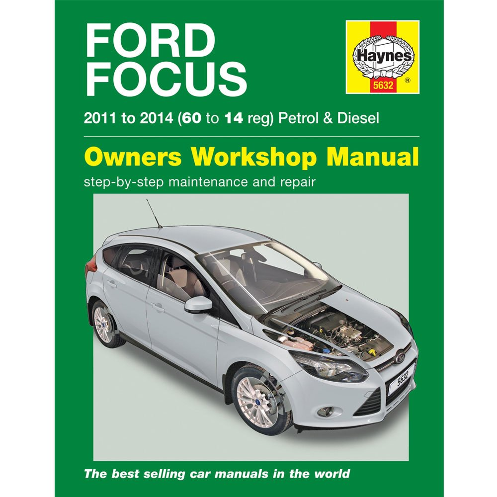 Ford focus MK3 Diagnostic obd2 port location