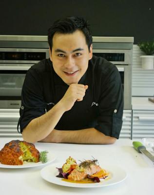 Biodata Profil Chef Steby Rafael Lengkap Agamanya