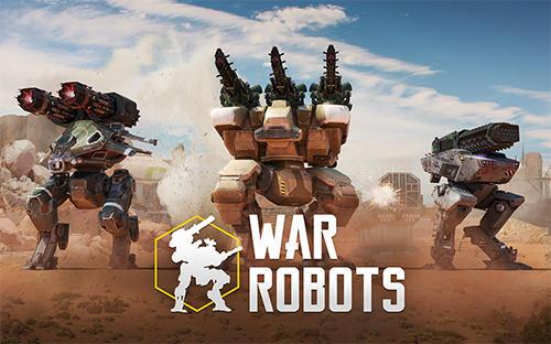 War Robots - Game android HD Grafik terbaik 2017