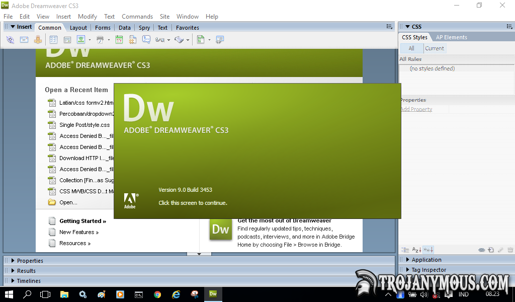 Adobe dreamweaver cs3 crack file : ovrhymom