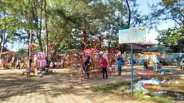 Taman Pantai Berkas Kota Bengkulu