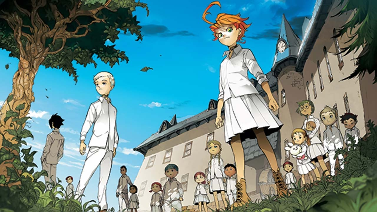 Yakusoku no Neverland Episode 6 Subtitle Indonesia