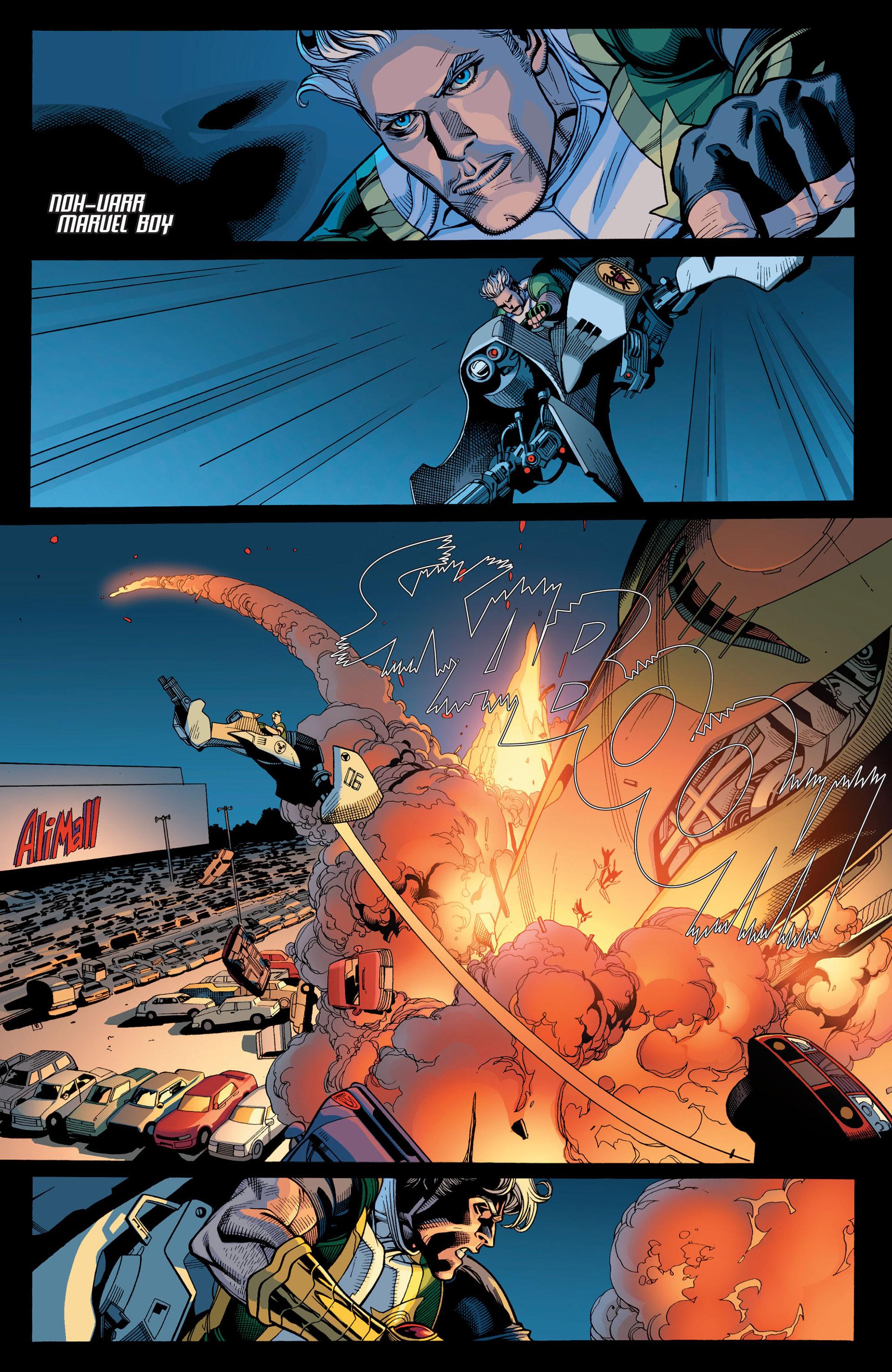 Read online Secret Invasion comic -  Issue #6 - 3
