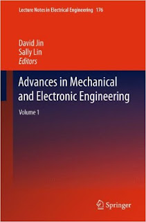 Advances in Mechanical and Electronic Engineering Volume 1