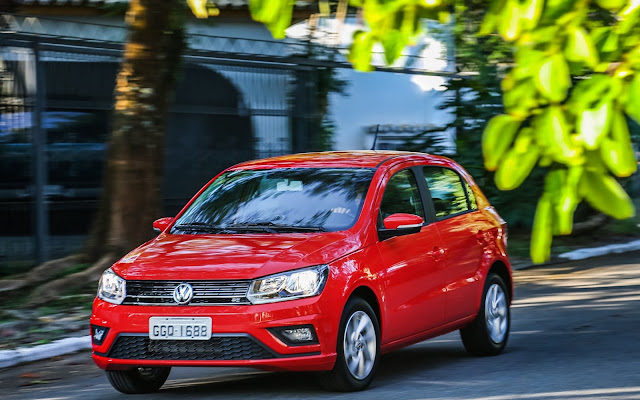 Carros mais vendidos do Brasil em 2019