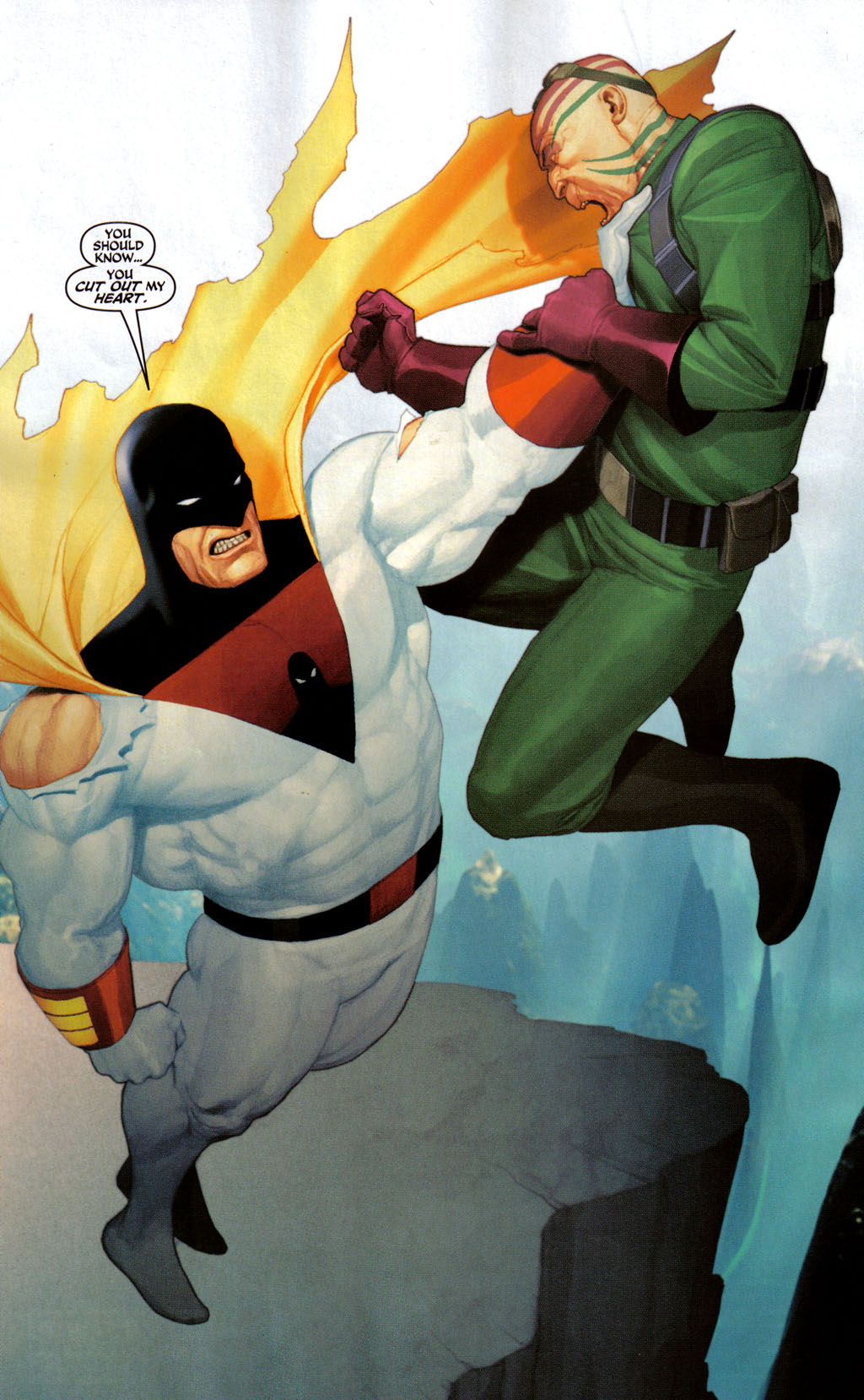 Read online Space Ghost (2005) comic -  Issue #3 - 19