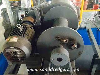 high quality jet suction dredger