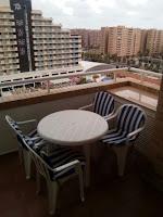 apartamento en venta avenida jardin oropesa terraza