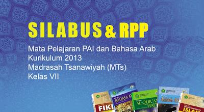 silabus PAI dan bahasa arab kelas VII K13