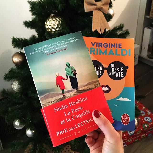 Bilan des lectures de Décembre 2016 par Mally's Books