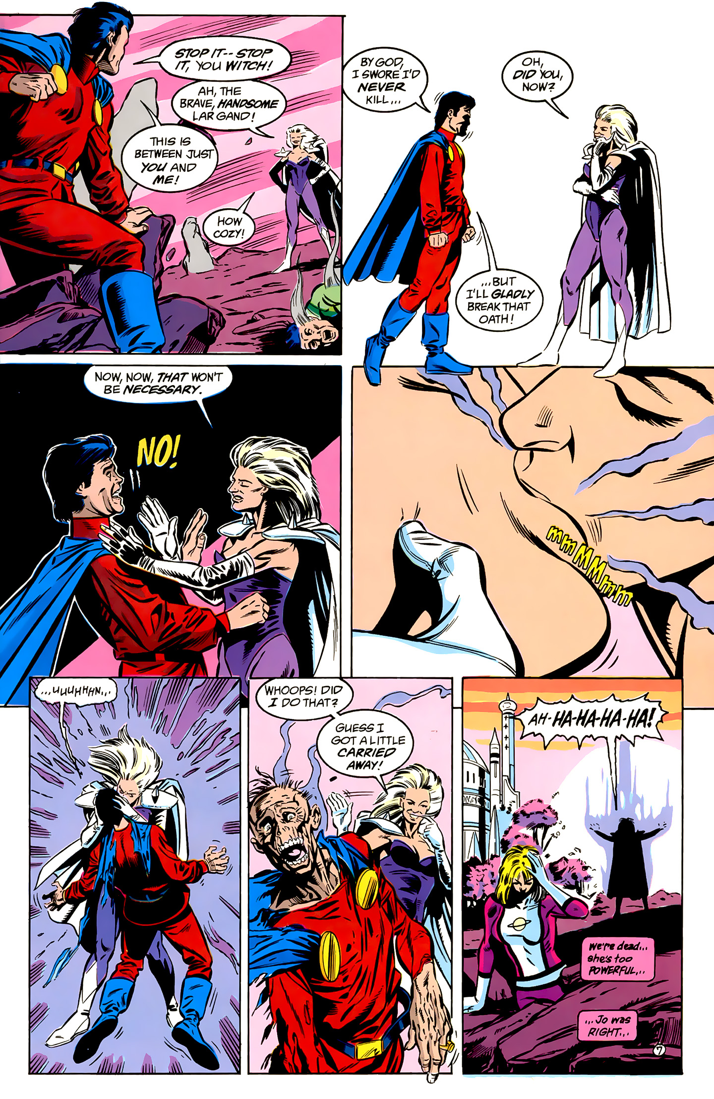 Legion of Super-Heroes (1989) _Annual_1 Page 7