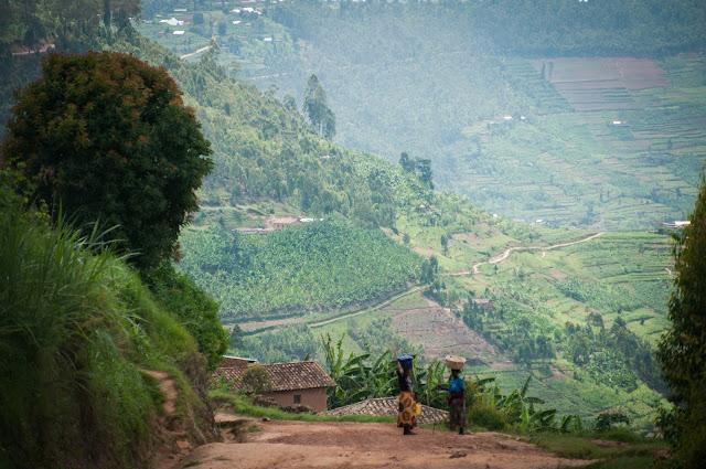 Spre Sorwathe Tea Factory, Rwanda