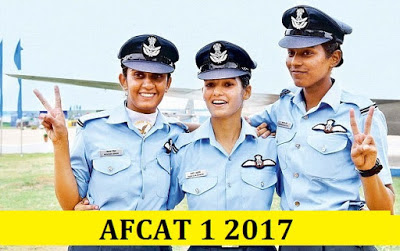 AFCAT 1 2017 {26th Feb} Answer Key - Questions & Answers