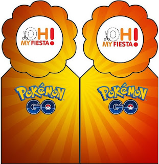 Pokemon Go: Para marcapáginas