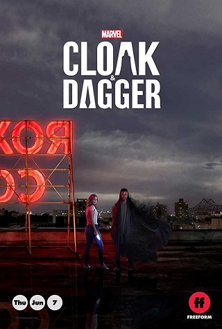 Cloak & Dagger S01E02 English 720p WEB-DL ESubs Download