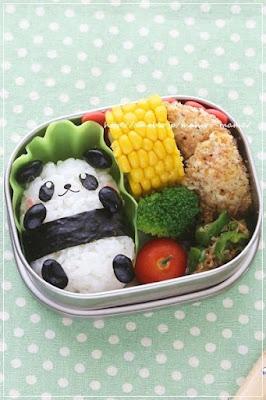 bento box panda