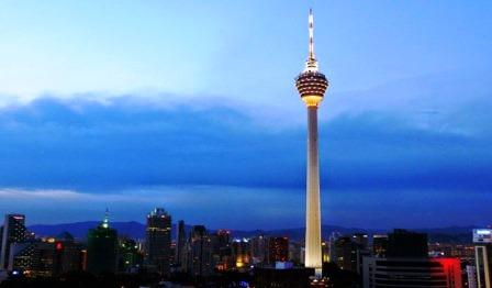 Objek Wisata Favorit di Kuala Lumpur Malaysia Kuala Lumpur Tower