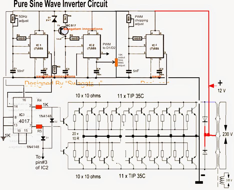 Danfoss 3 Way Valve Wiring Diagram R22 Pressure Enthalpy Sine Wave Inverter Circuit – Readingrat.net