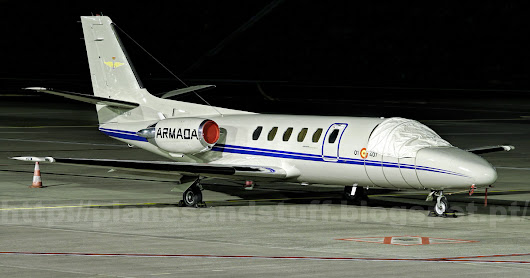 Citation II da Armada