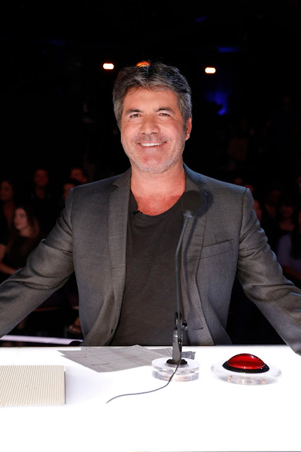 Video interview: Simon Cowell talks live show for week 3 of 'America's Got Talent'