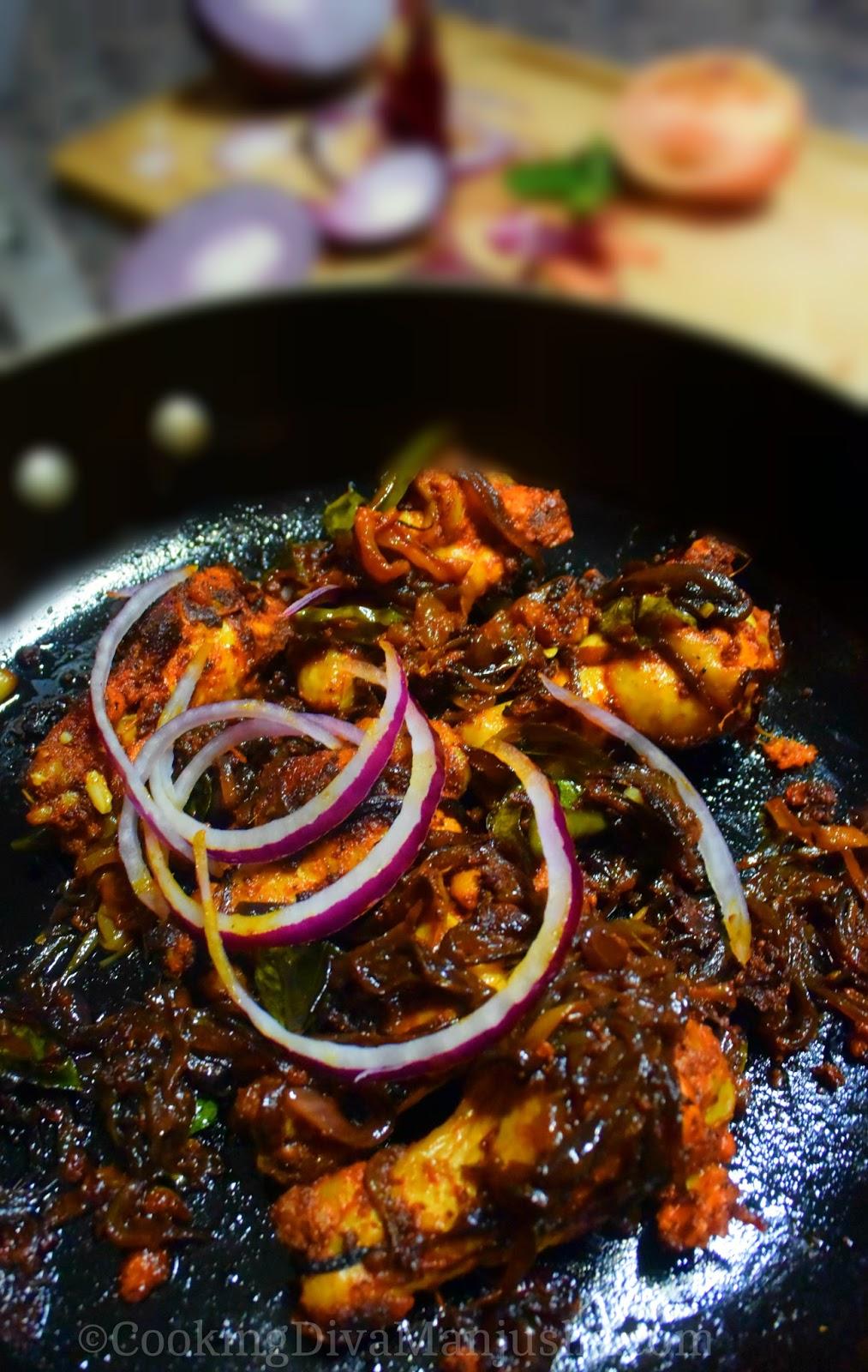 Nadan Chicken Roast recipe |Chicken Roast Kerala style|Pan ...