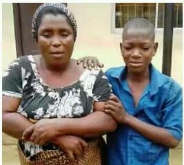 Fake Begger Arrested in Lagos