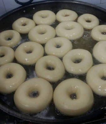 Special Donuts دونات روعة بطريقة المحترفين